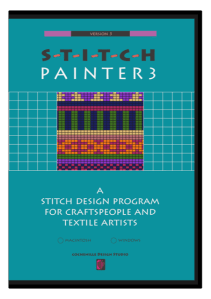 Cochenille Design Studio Stitch Painter