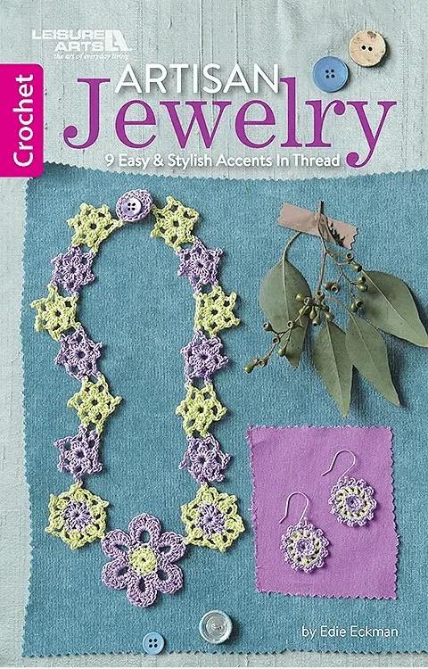 Artisan Jewelry Crochet by Edie Eckman