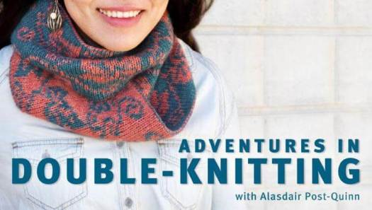 Adventures in Double-Knitting with Alasdair Post-Quinn