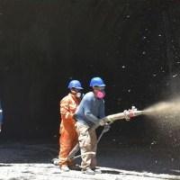 En fase final la construcción de tres túneles en La Paz