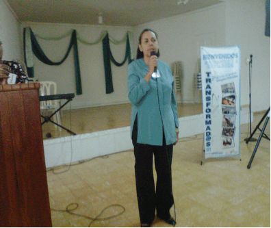 Amancia Valenzuela; Dr. Edward Mandrel School