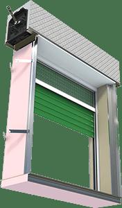 La produzione di cassonetti termici a scomparsa per avvolgibili costituisce il punto di arrivo di un lungo percorso caratterizzato dalla continua tendenza. Edilblok Insulating Monoblocs For Windows Www Edilcass It