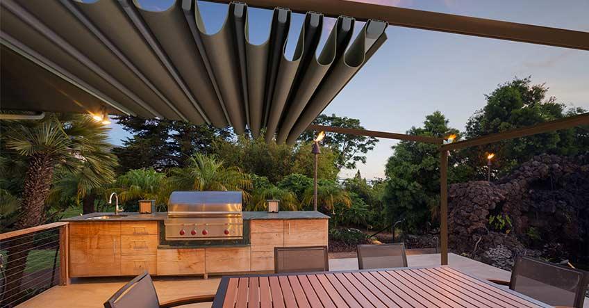 Visualizza altre idee su tende da balcone, patio, tende per terrazza. Tende Per Pergolati Vivere Lo Spazio Esterno