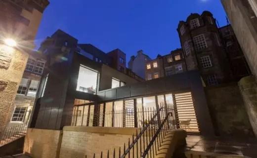 Morgan McDonnell Architecture, Edinburgh - e-architect
