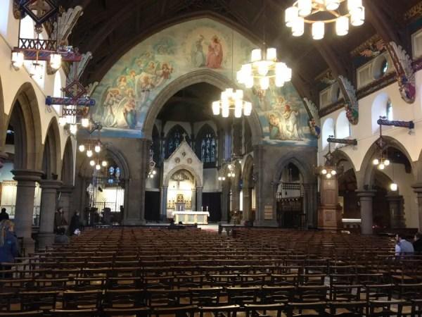 St Marys Catholic Cathedral Edinburgh