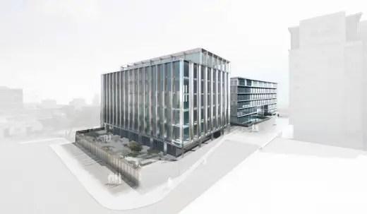 Azure Building Skypark Glasgow