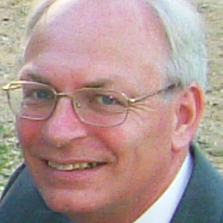 Profile photo of Rev Dr David Greenaway