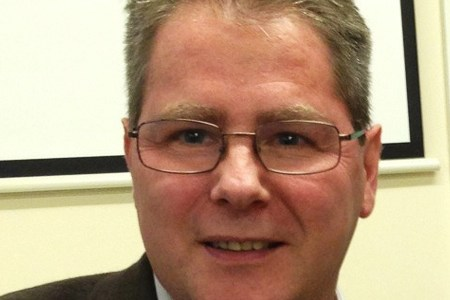 Profile photo of Rev Iain Shaw