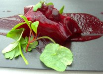 Simply beautiful, a dish created by Sat Bains