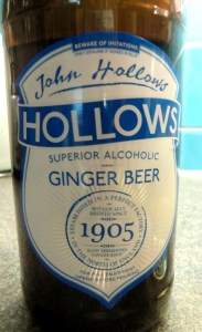 Real Ginger Beer