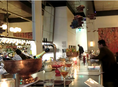 Hix Restaurant - Soho