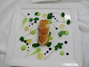 Scallop and Wood Sorrel