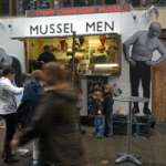 Gather round, gather round, there are mussels to be had.