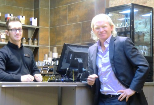 Angus Thirwell, Co Founder, Hotel Chocolat