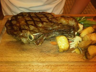 Dallas steak