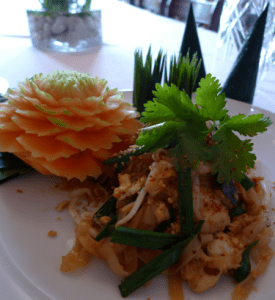 Pad Thai: I would gladely eat this for breakfast, lunch and dinner.