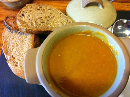 Sweet Potato Soup - Union of Genius