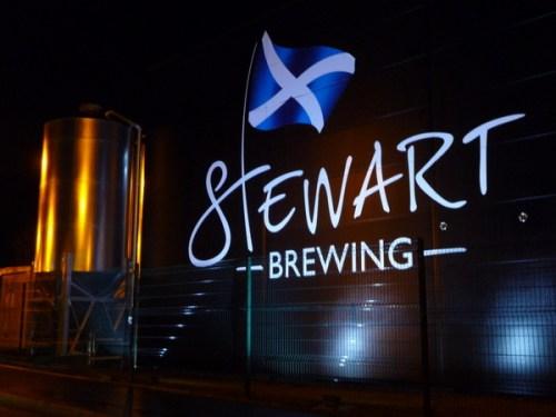 Stewart's Brewing Logo