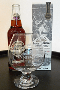 Innis & Gunn Smokin' Gunn: a work of art inside out.