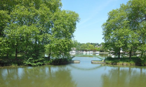 The canal at Briare