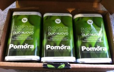 Your quarterly olive oil subscription from Italy