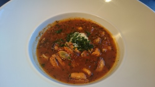 West Coast Fish Soup