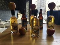 Cider Brandy - a winning partnership between Strathearn Distillery and Thistly Cross Cider