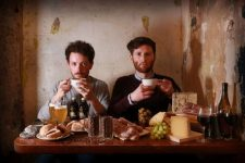Co-founders, Dave Law and Tom Hyde, are pioneering change in Edinburgh's coffee culture