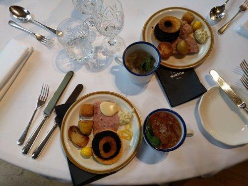 Appetite Direct at Winton Castle