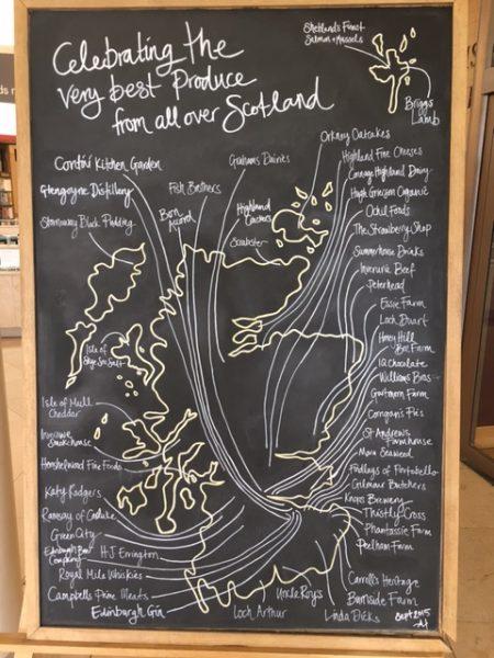 The Scottish Cafe pays homage to Scotland's wonderful larder