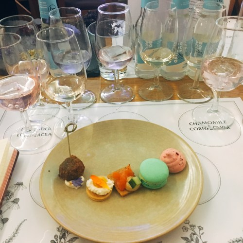 Food pairing with Old Curiosity Gin