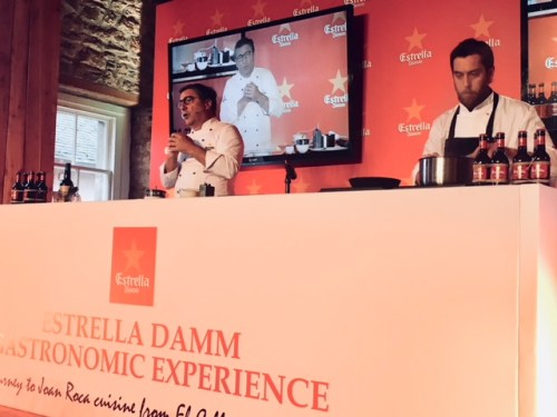 #EstrellaExperience - A Journey to Joan Roca cuisine from El Celler de Can Roca