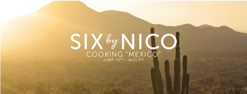 Six By Nico - Join the Mexican fiesta