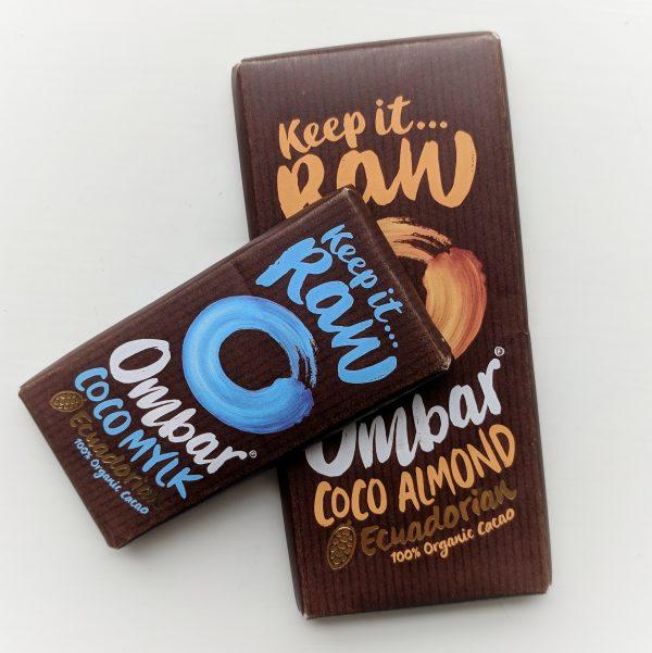 Ombar: raw, organic and tasty.