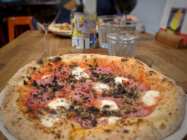 Five Of The Best Pizza Places In Edinburgh Edinburgh Foody