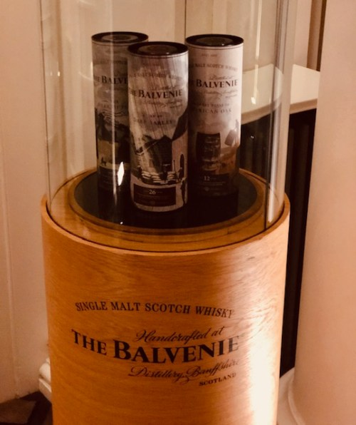 The Balvenie Stories - stories to match each of the whiskies