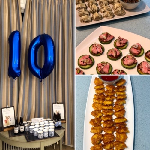 ENTCS celebrates 10 years of cooking with 10 new courses