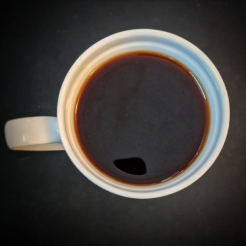 Coldbrew coffee - a very easy drinking, chocolatey, mild-tasting cup.