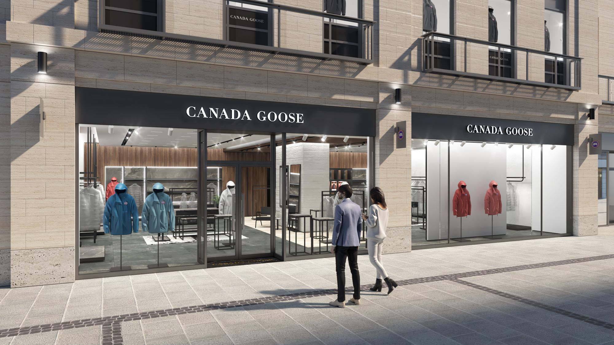 Canada Goose has announced that a new shop is set to open in Edinburgh later this year.