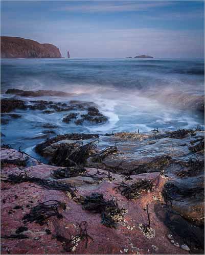 Sandwood Bay Morning by Tom Gardner