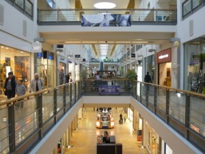 Edinburgh REVIEW Ocean Terminal Shopping Edinburgh Spotlight
