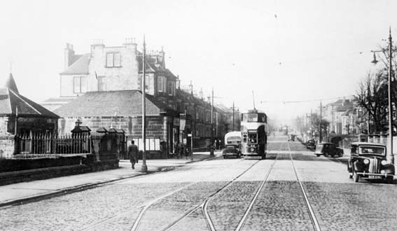 Image result for 1940s edinburgh
