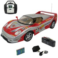 HUGE SIZE 1/6TH SCALE RADIO CONTROL FERRARI