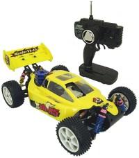 4WD NITRO POWERED RACING CAR