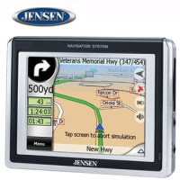 TOUCH SCREEN PORTABLE NAVIGATION SYSTEM