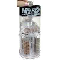 DIGITAL COIN COUNTER AND SORTER