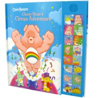 CAREBEARS CHEER BEARS CIRCUS ADVENTURE