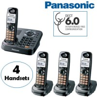 6.0 DIGITAL CORDLESS PHONE