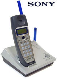 2.4GHz CORDLESS PHONE
