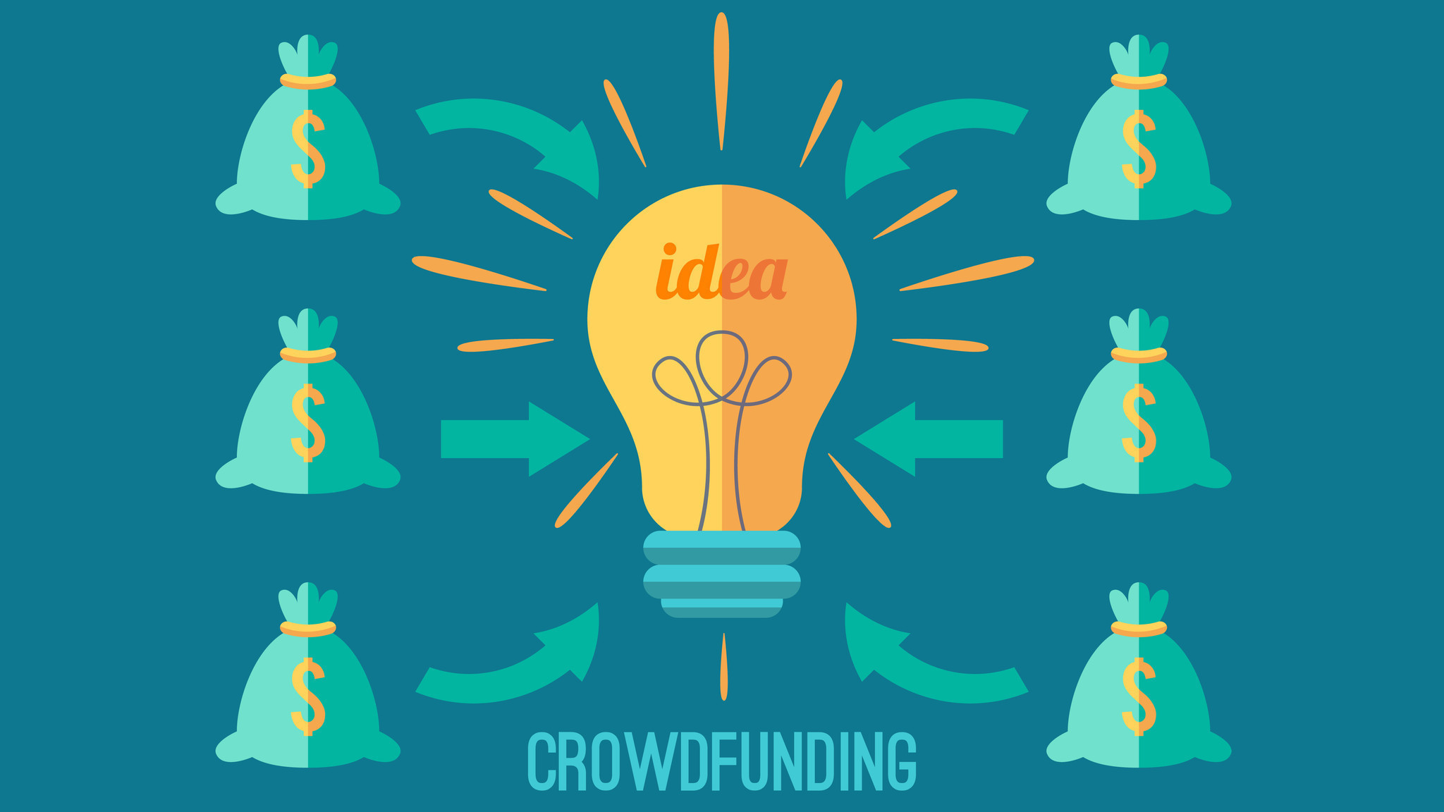 Image result for crowd funding